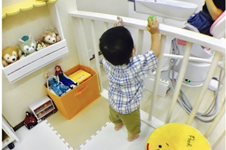 小児歯科母子室